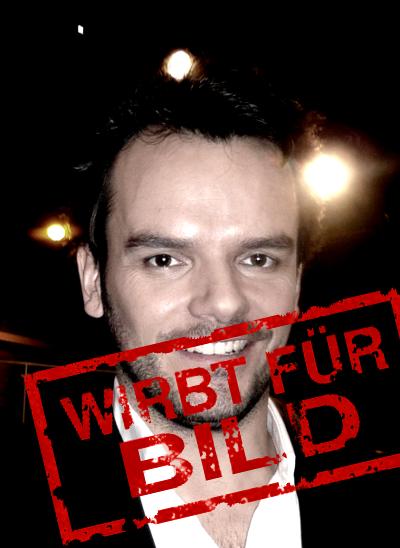 Steffen Henssler wirbt für BILD